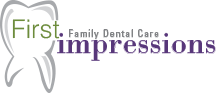 First Impressions Family Dental Care Logo