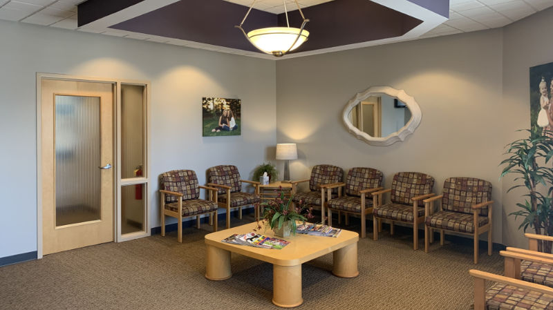 First Impressions Dental Patient Waiting Room
